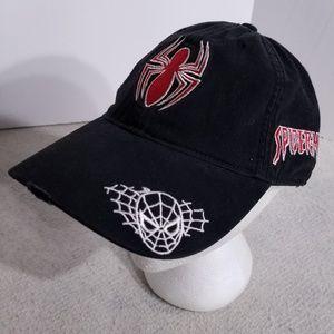 Universal Studios Spider-Man Embroidered Hat